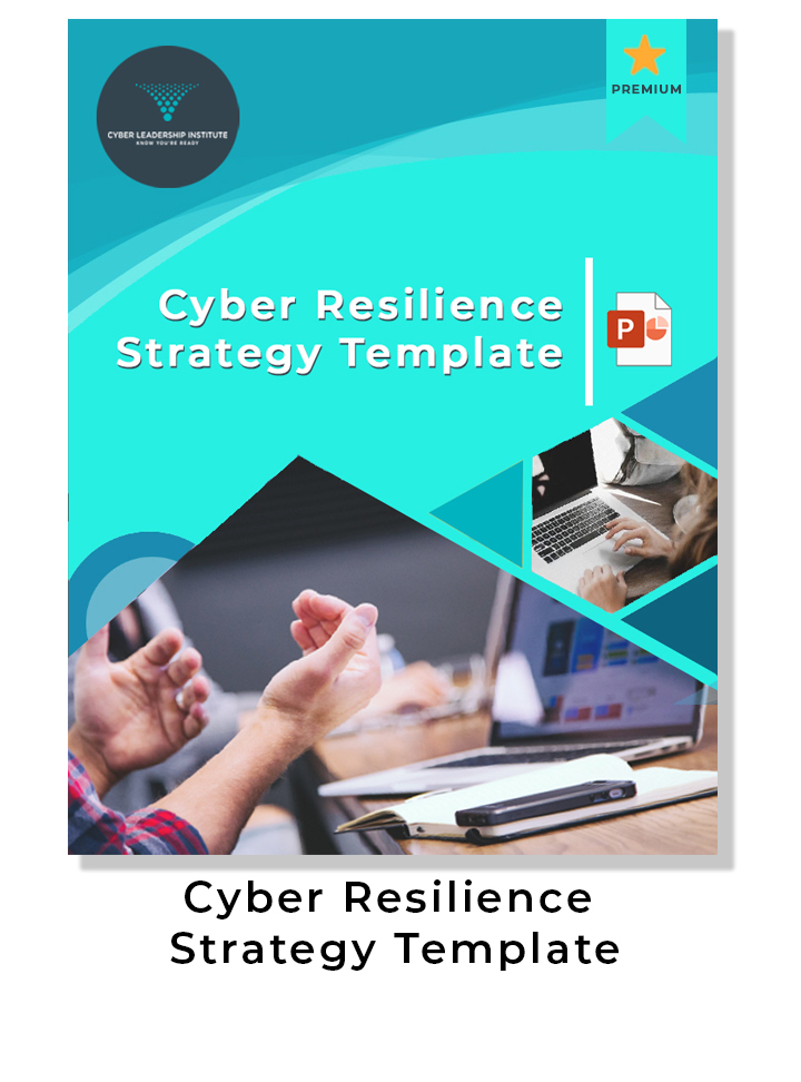 Cyber resilience strategy